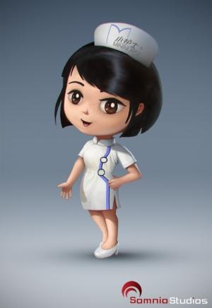mini nurse concept 01