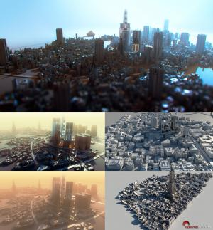 Mini City Project